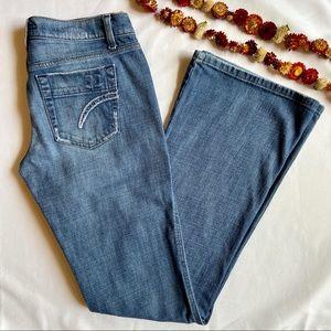 Joe's Jeans Rocker Skinny Flare